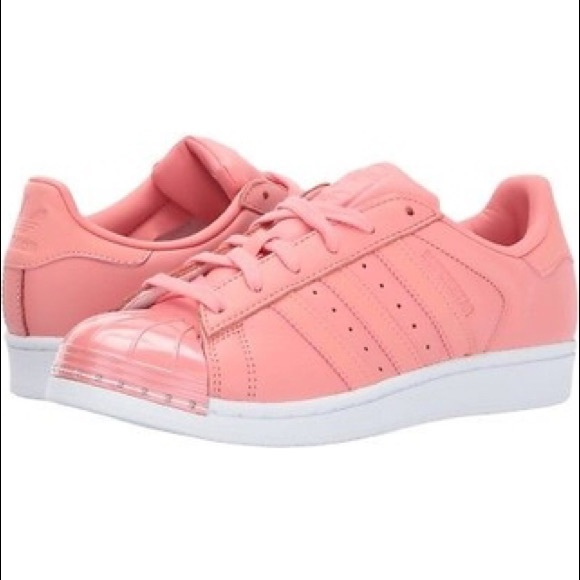 18ef00287173 NEW Adidas Superstar Tactile Rose 80 s Sneakers